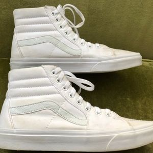 c2a87ec0d3 Women s Used Vans Sk8 Hi on Poshmark